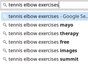 SEO-For-Bloggers-tennis elbow exercises